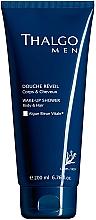 Fragrances, Perfumes, Cosmetics Shampoo-Shower Gel - Thalgo Men Wake-Up Shower Gel