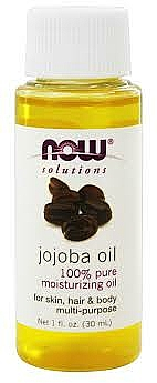 Jojoba Oil - Now Foods Solutions Jojoba Oil