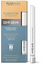 Fragrances, Perfumes, Cosmetics Face Corrector - FlosLek Anti Acne Program Corrector