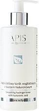 Fragrances, Perfumes, Cosmetics Tonic with Hyaluronic Acid - APIS Professional Home terApis Tonik