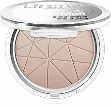 Fragrances, Perfumes, Cosmetics Mattifying Powder - Lirene City Matt Compact Powder