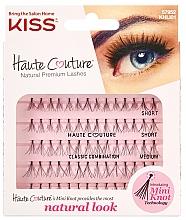 Fragrances, Perfumes, Cosmetics Individual Lashes - Kiss Haute Couture Natural Premium Lashes