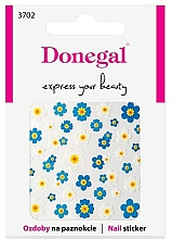 Fragrances, Perfumes, Cosmetics Nail Stickers, 3702 - Donegal