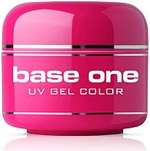 Fragrances, Perfumes, Cosmetics Nail Gel Polish - Silcare Base One Color