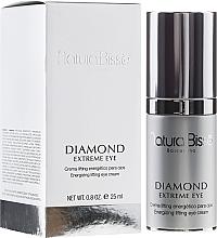 Fragrances, Perfumes, Cosmetics Energizing Lifting Eye Cream - Natura Bisse Diamond Extreme Eye