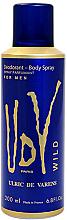 Fragrances, Perfumes, Cosmetics Ulric de Varens UDV Wild - Deodorant