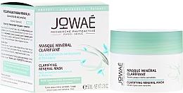 Fragrances, Perfumes, Cosmetics Refreshing Mineral Mask for Sensitive Skin - Jowae Masque Clarifying Mineral Mask