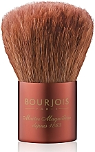 Fragrances, Perfumes, Cosmetics Face and Decollete Brush - Bourjois