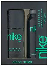 Fragrances, Perfumes, Cosmetics Nike Men Aromatic Addiction - Set (deo/200ml + deo/spray/75ml)