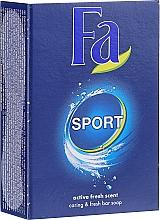 Fragrances, Perfumes, Cosmetics Soap - Fa Energizing Sport Bar Soap