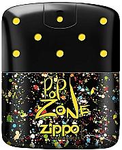 Fragrances, Perfumes, Cosmetics Zippo Pop Zone For Him - Eau de Toilette