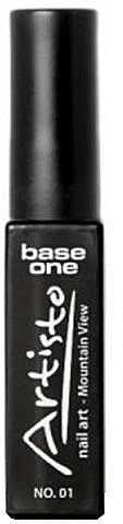 Nail Gel - Silcare Base One Artisto