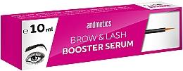 Fragrances, Perfumes, Cosmetics Lash & Brow Growth Serum - Andmetics Brow & Lash Booster Serum