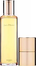 Fragrances, Perfumes, Cosmetics Hermes Jour D'hermes - Set (edp/refill/125ml + edp/mini/10ml)