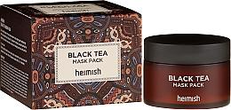 Fragrances, Perfumes, Cosmetics Soothing Face Mask - Heimish Black Tea Mask Pack