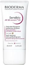 Fragrances, Perfumes, Cosmetics Anti-Redness Cream - Bioderma Sensibio AR BB Cream SPF 30+