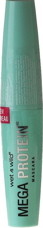 Lash Mascara - Wet N Wild Mega Protein Mascara