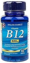 "Fragrances, Perfumes, Cosmetics Food Supplement ""Vitamin B12"", 500 mg - Holland & Barrett Vitamin B12 500mg"