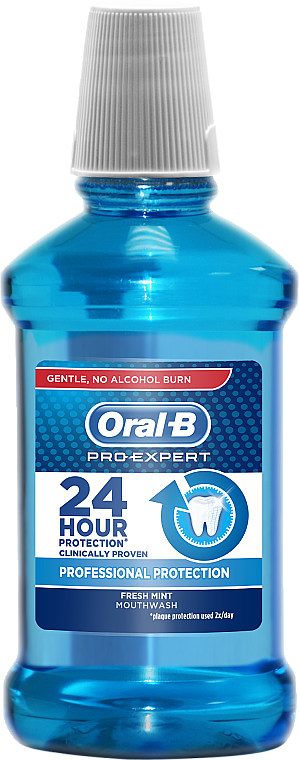 """Alcohol-free Mouthwash """"Multi-Protection"""" - Oral-B Pro-Expert Multi Protection"""