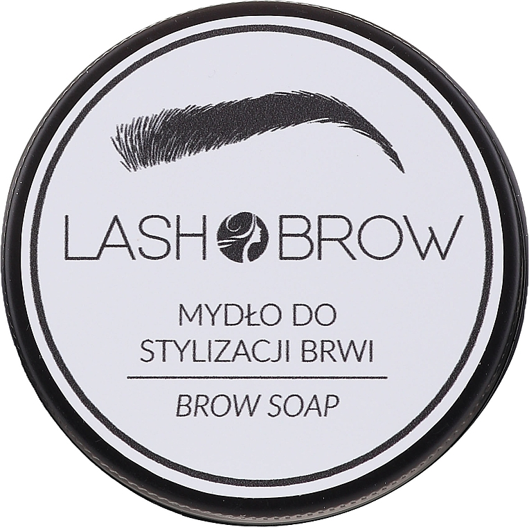 Brow Fixing Gel-Soap - Lash Brow Soap