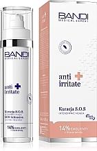 Fragrances, Perfumes, Cosmetics Soothing Face Cream - Bandi Medical Expert Anti Irritate SOS Intensive Soothing Treatment