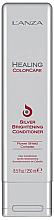Fragrances, Perfumes, Cosmetics Anti-Yellow Conditioner - L'anza Healing ColorCare Silver Brightening Conditioner