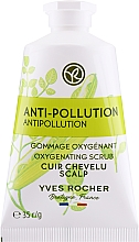 Fragrances, Perfumes, Cosmetics Scalp Scrub - Yves Rocher Oxygenating Scrub