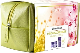Fragrances, Perfumes, Cosmetics Set - Matis Bouquet Divin (f/cr/50ml + f/fluid/30ml + bag)