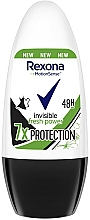 Fragrances, Perfumes, Cosmetics Roll-On Antiperspirant - Rexona Invisible Fresh Power