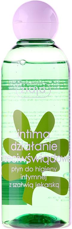 "Intimate Hygiene Gel ""Sage"" - Ziaja Intima Gel"