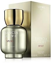 Fragrances, Perfumes, Cosmetics Loewe Esencia Loewe Sport - Eau de Toilette