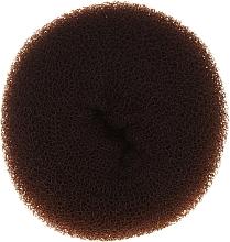 Fragrances, Perfumes, Cosmetics Hair Bun, 15x6.5 cm, brown - Ronney Professional Hair Bun 053