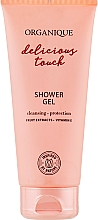 Fragrances, Perfumes, Cosmetics Shower Gel - Organique Delicious Touch Shower Gel