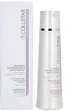 Fragrances, Perfumes, Cosmetics Anti Hair Loss Shampoo for Thin Hair - Collistar Anti-Hair Loss Revitalizing Shampoo with Trichogen
