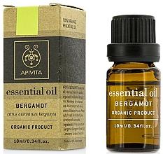 "Fragrances, Perfumes, Cosmetics Essential Oil ""Bergamot"" - Apivita Aromatherapy Organic Bergamot Oil"