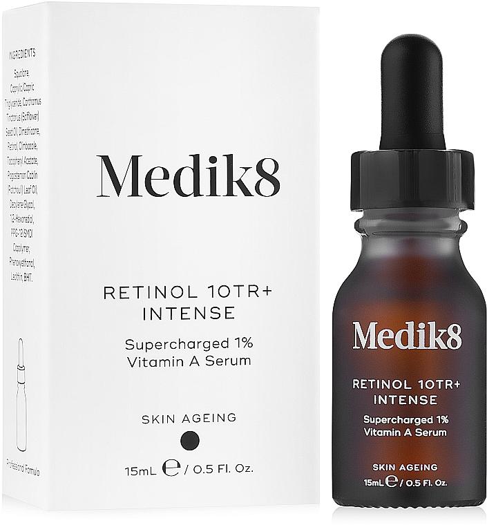 Retinol 1% Night Serum - Medik8 Retinol 10TR+ Intense — photo N1