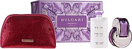 Fragrances, Perfumes, Cosmetics Bvlgari Omnia Amethyste - Set (edt/65ml + b/lot/2x75ml + pouch)