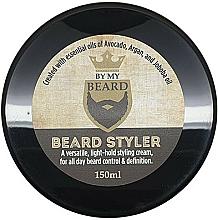 Fragrances, Perfumes, Cosmetics Beard Styling Cream - By My Beard Beard Styler Light Hold Styling Cream