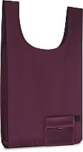 "Fragrances, Perfumes, Cosmetics Convertible Bag, burgundy ""Smart Bag"", in case - MakeUp"