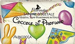 "Fragrances, Perfumes, Cosmetics Natural Soap for Kids ""Apricot"" - Florinda Sapone Apricot"