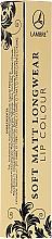 Fragrances, Perfumes, Cosmetics Liquid Matte Lipstick - Lambre Soft Matt Longwear Lip Colour