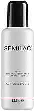 Fragrances, Perfumes, Cosmetics Acrylic Gel Liquid - Semilac Acrylic Gel Liquid