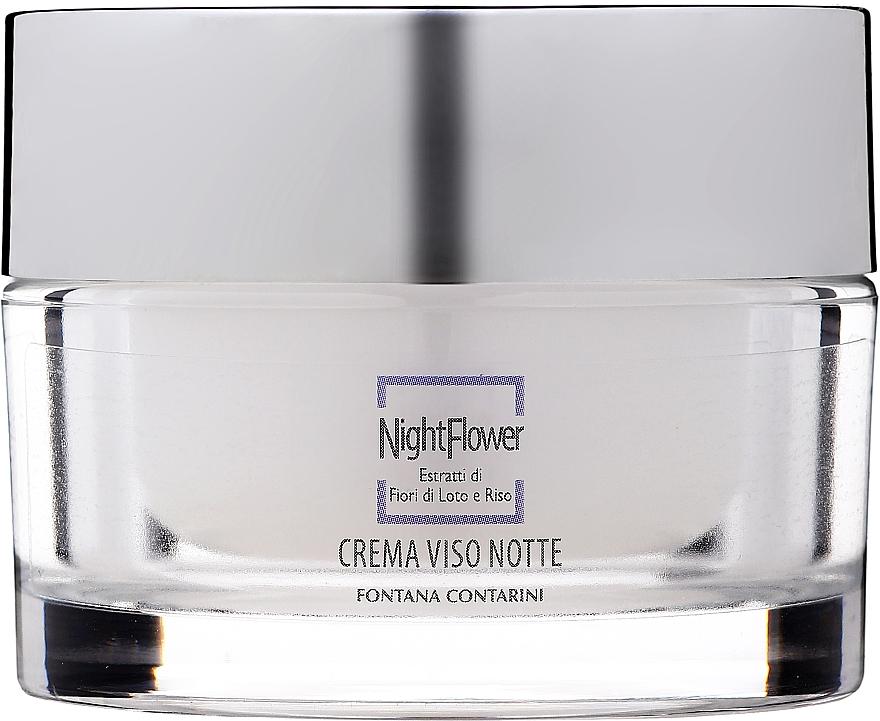 Night Face Cream - Fontana Contarini Night Face Cream — photo N3