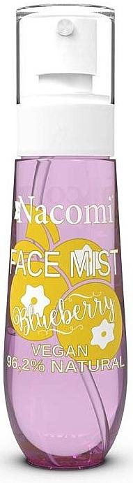 """Face Spray """"Blueberry"""" - Nacomi Face Mist Blueberry"""
