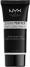 Fragrances, Perfumes, Cosmetics Mattifying Makeup Base - NYX Professional Makeup Studio Perfect Primer