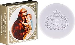 Fragrances, Perfumes, Cosmetics Natural Soap - Essencias De Portugal Religious Santo Antonio Lavender