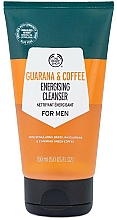 Fragrances, Perfumes, Cosmetics Guarana & Coffee Cleansing Gel - The Body Shop Guarana & Coffee Energising Cleanser For Men