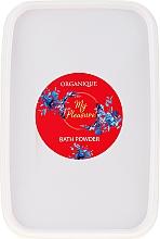 Fragrances, Perfumes, Cosmetics Bath Powder - Organique My Pleasure Bath Powder