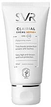 Fragrances, Perfumes, Cosmetics Anti-Brown Spot Protective Cream - SVR Clairial Cream SPF50+