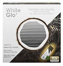 Fragrances, Perfumes, Cosmetics Mouth Cleanser - White Glo Coconut Oil Pulling